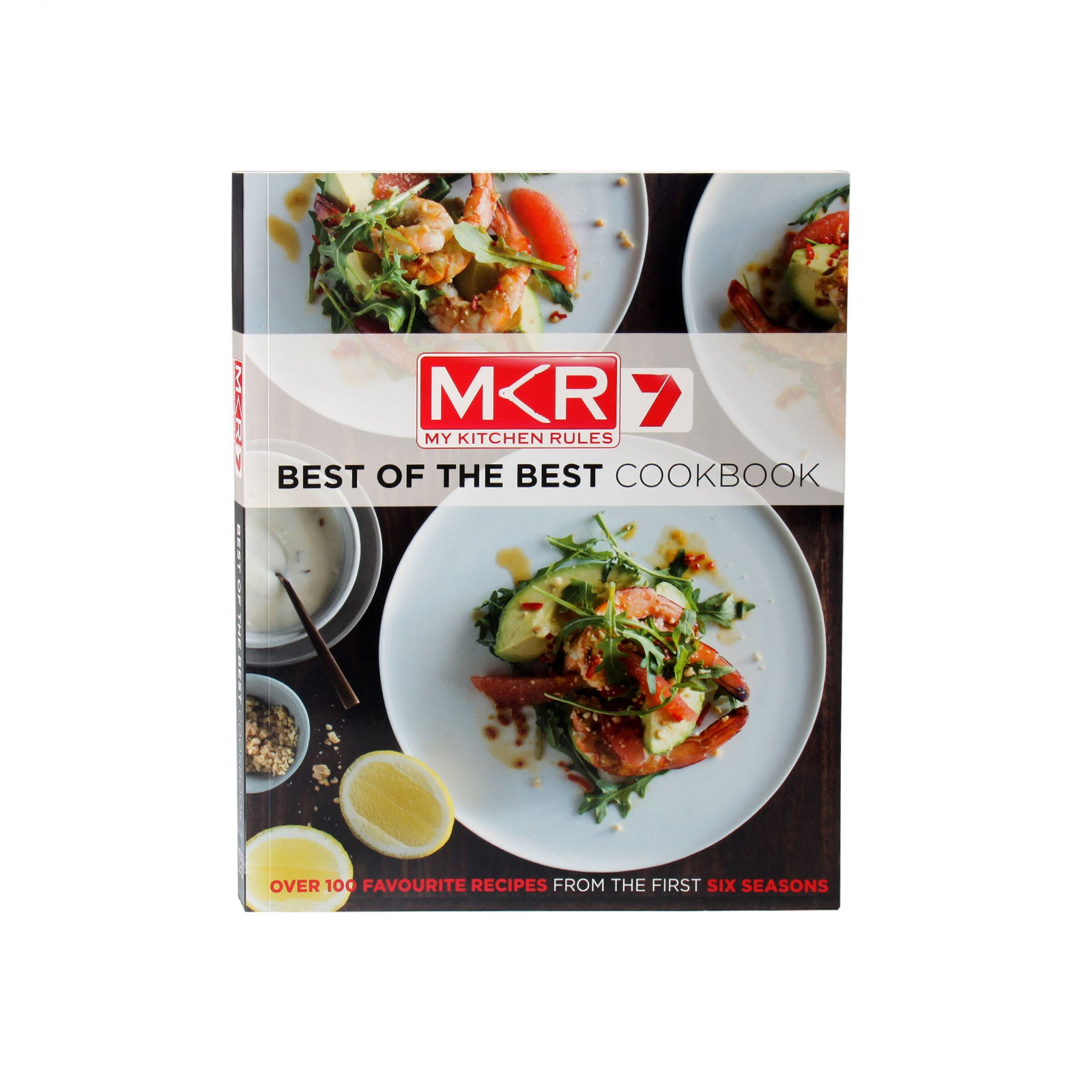 My Kitchen Rules 2015 Cookbook