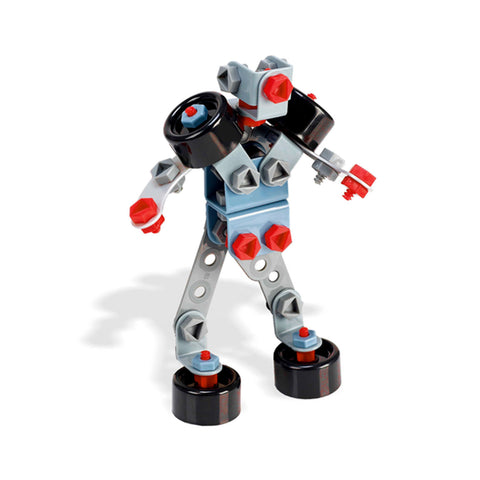 Miniland 106 Piece Robot Building Set