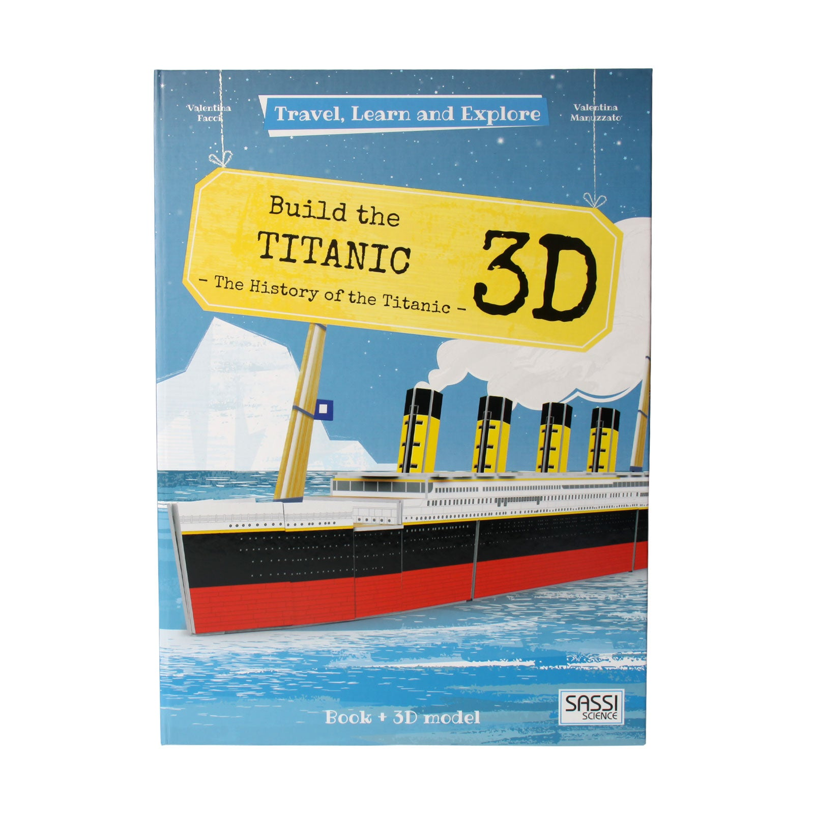 Build 3D Titanic Model