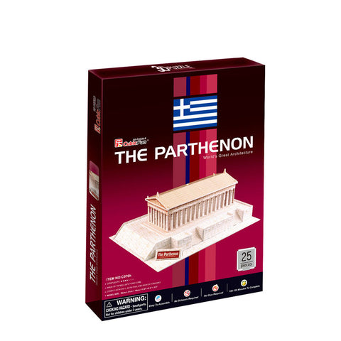 Parthenon Model Kit