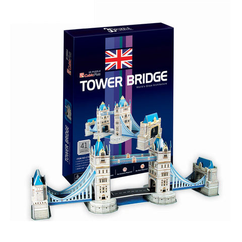 Tower Bridge DIY Model