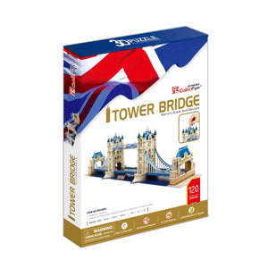 Tower Bridge Model Kit