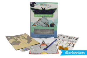 Paper Planes FUN educational KIDS learn make and fly DIY aircraft activity kit
