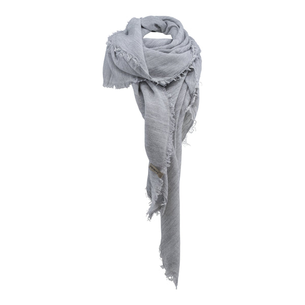 Hester - Scarf - Grey