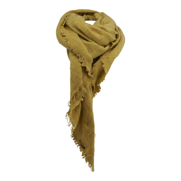 Hester - Scarf - Yellow Gold