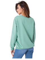 Ace of Blue - Trisha - Sweater -  Pistazie