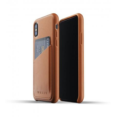 iPhone Xs & X Leather Wallet Case