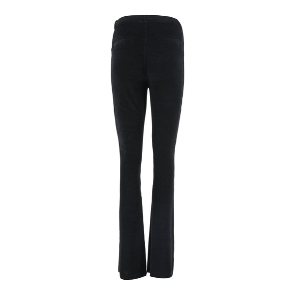 Jace - Velvet Pants - Black