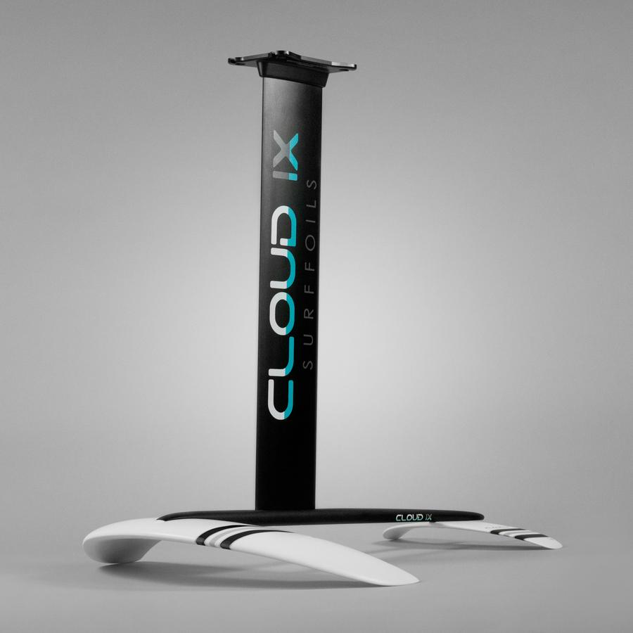 Cloud IX Hybrid Foil Package: Aluminium Mast, Carbon Fuselage, Glass/Carbon Wings