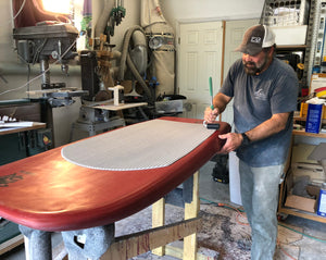 GLIDE Custom Wing Foil Board