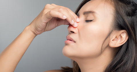 Nasal Decongestants Cause Relief