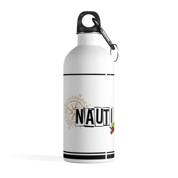 Nauti - Stainless Steel H2O (White)