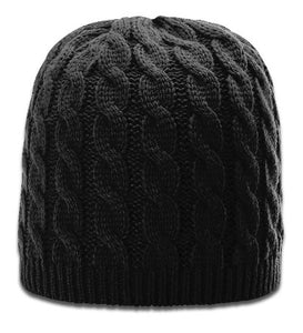 Beanies - Includes Laser Engraved Leather Patch