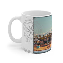 "Load image into Gallery viewer, ""Mountain Surf "" - Mug 11oz"