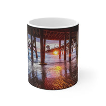 "Load image into Gallery viewer, ""Under the Pier"" - Mug 11oz"