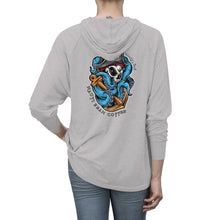Load image into Gallery viewer, Unisex Tri-Blend Hoodie - Logo Front & Back