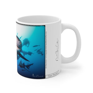 """Deep Thoughts"" - Mug 11oz"