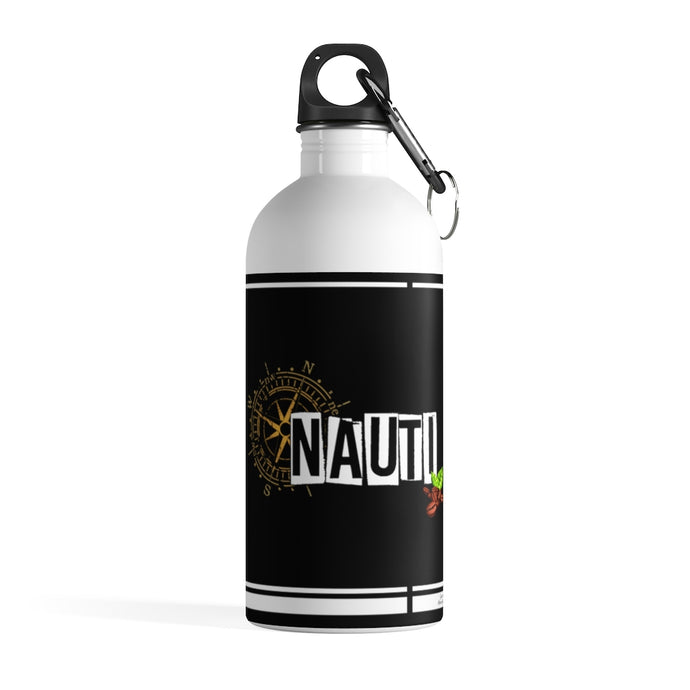 Nauti - Stainless Steel H2O (Black)