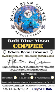 Bali Blue Moon (Organically Farmed)