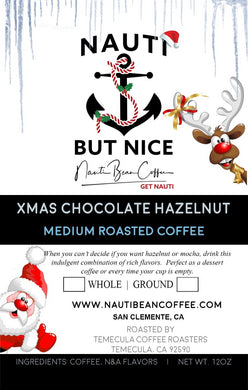 Xmas Chocolate Hazelnut - Medium