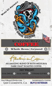Uprising Roast - Blended Med/Dark