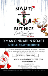 Xmas Cinnabun Roast - Medium