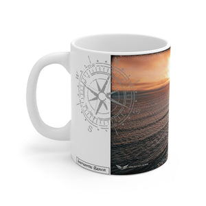 """Emmy Worthy Sunset"" - Mug 11oz"