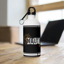 Load image into Gallery viewer, Nauti - Stainless Steel H2O (Black)