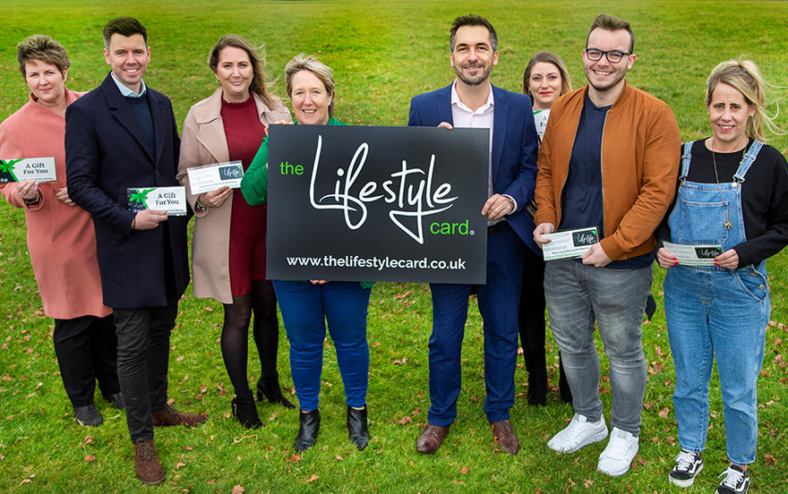 Hildon & The Lifestyle Card Form Local Partnership