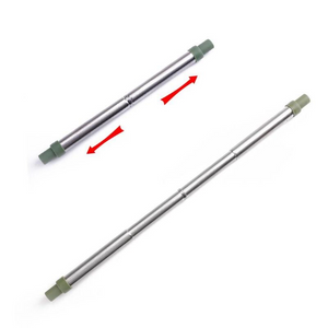 Collapsible Stainless Steel Drinking Straw - Sports & Outdoors