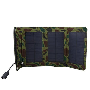 Smartphone 5W Solar Panel Charger - Consumer Electronics