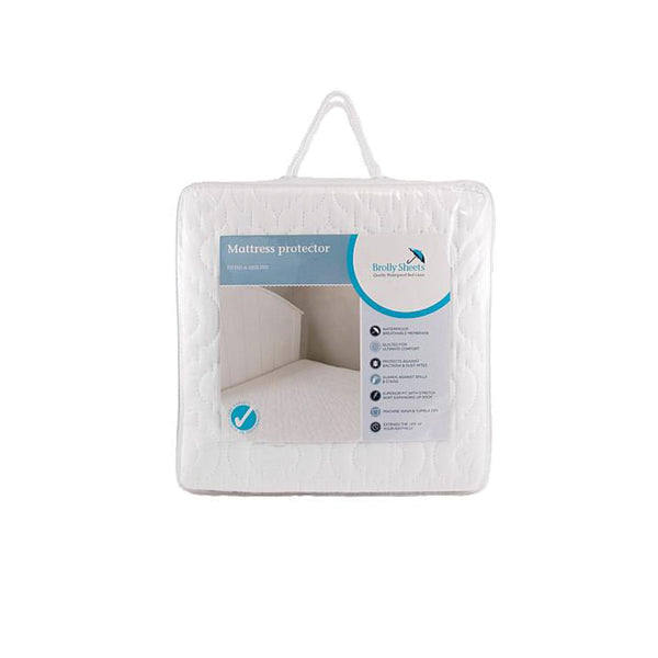 Brolly Mattress Protector | Waterproof Mattress Protector