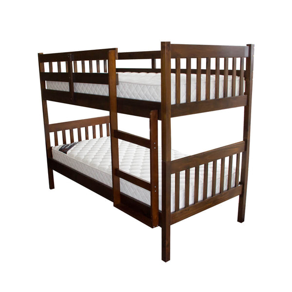 Duster Bunk Bed & Mattresses