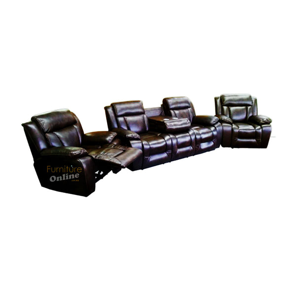 Hudson Recliner Lounge Suite