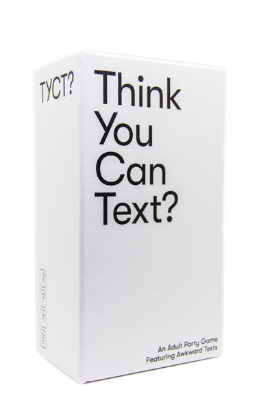 Think You Can Text