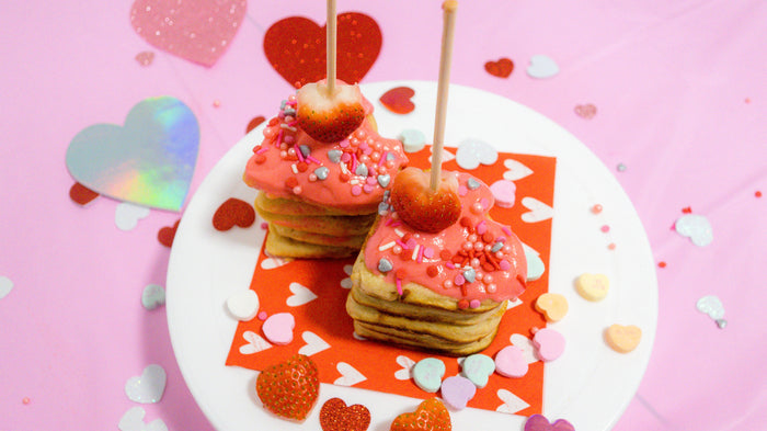 valentines day pancakes recipe posh and pop