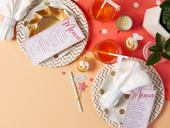 Life's A Party - Party Pack Printables