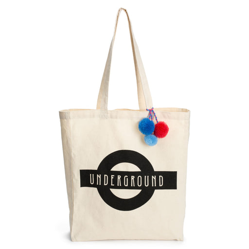 Canvas Tote - London Underground