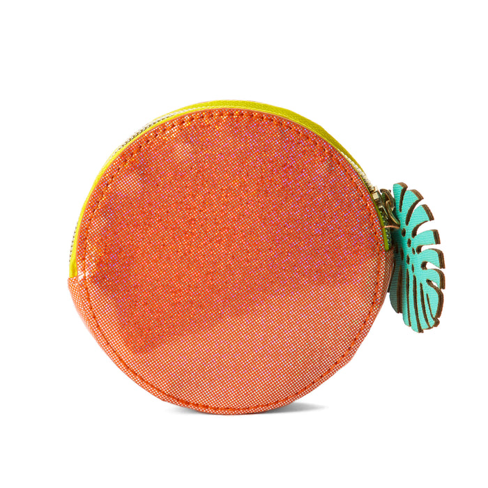 Coin Purse - Orange Slice Coin Purse