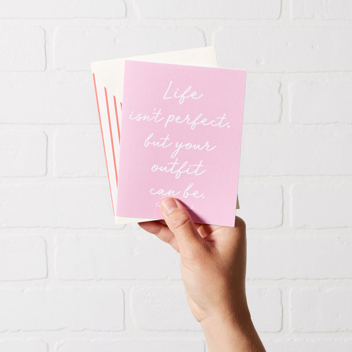 Notecard-note-pink-stationary-posh-and-pop