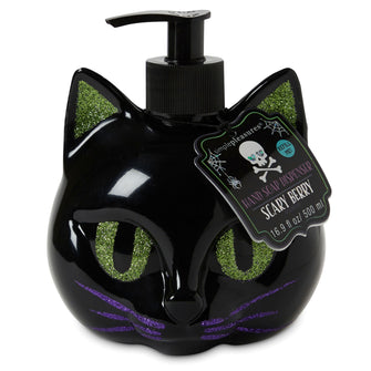 Halloween Hand Soap - Black Cat