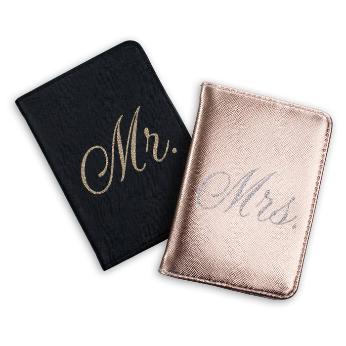 bridal passport cases posh and pop