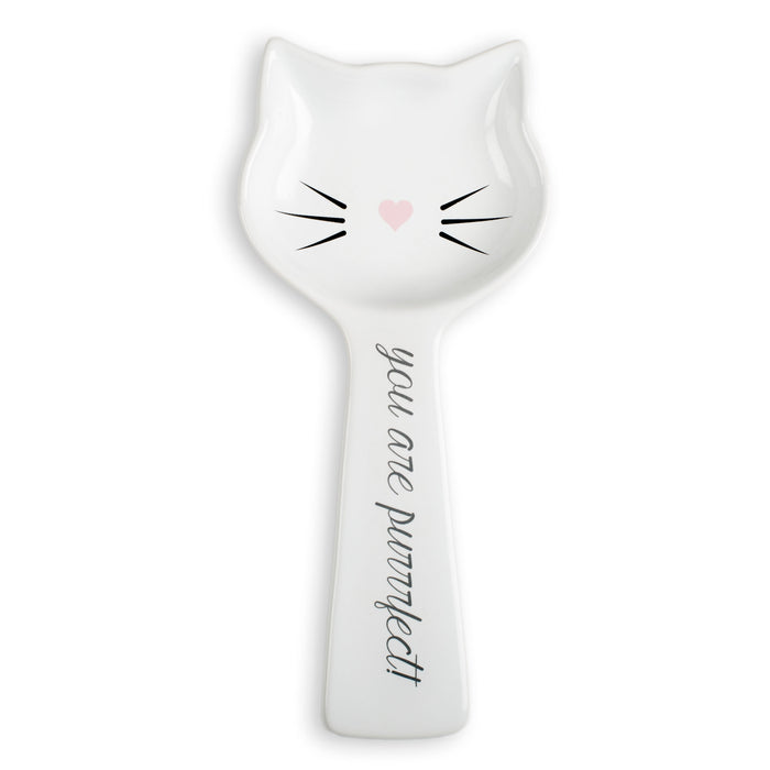 Spoon Rest - You Are Purr-fect Cat Spoon Rest