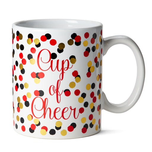Cup Of Cheer Holiday Mug