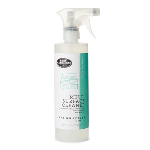 spring leaves scented multi purpose cleaning spray as seen in good housekeeping magazine