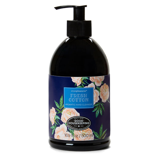 Good Housekeeping 2019 Fresh Cotton Hand Soap