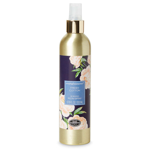 Good Housekeeping Fresh Cotton Scented Room Spray