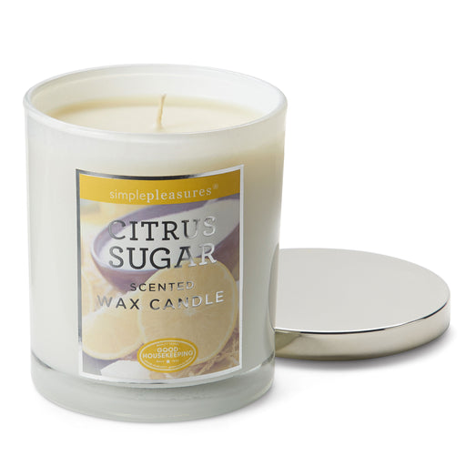 Good Housekeeping Citrus Sugar Candle