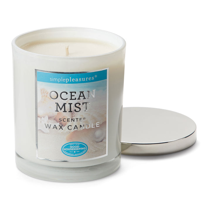 Good Housekeeping Ocean Mist Candle