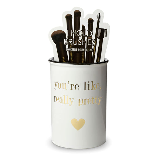 you're like really pretty mean girls themed ceramic organizer posh and pop